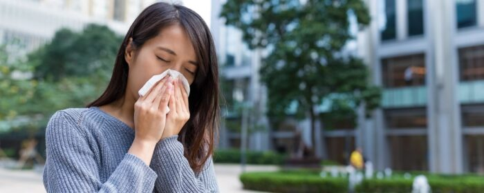SEASONAL ALLERGIES OR THE COMMON COLD? LEARN HOW TO TELL THE DIFFERENCE